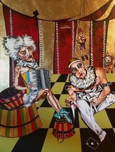 Турецкий художник. Laleh Nozari
