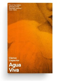 Paul Sahre: Selected Work: Clarice Lispector Paperbacks #cover #replica #book