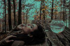 Beautiful Fine Art Portrait Photography by Stefania Sammarro