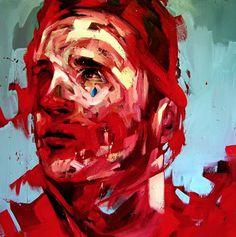 Andrew Salgado « PICDIT #painting #artist #art