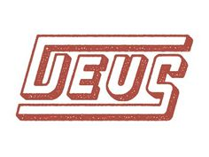 Dribbble - Neu Deus by Dan Cassaro #mark #lettering #logo #type #typography