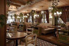 Family Italian Restaurant Chipolucho by ALLARTSDESIGN 1