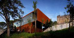 Castle Pombal, Comoco Architects, LTVs #architecture