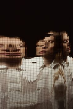 Buamai Glenn martens x arnaud lajeunie_13.jpg 667×1000 Pixels #screen #distortion #faces