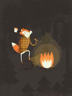 Lumber-Fox