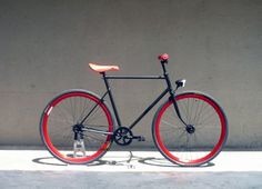 Beckham Vanguard-Design #fixed #gear #speed #bike #single