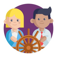 See more icon inspiration related to leadership, leader, teamwork, boss, team, union, group, feature, wheel, networking and business on Flaticon.