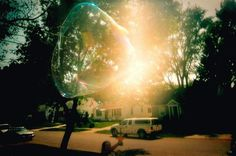 All sizes | Children of the Sun | Flickr - Photo Sharing! #bubble #sun #glare #vintage