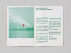Visual Journal #overprint #print #brochure