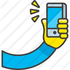 See more icon inspiration related to selfie, smileys, electronics, mobile phone, arm, communications, smartphone, cellphone and camera on Flaticon.