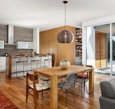 Inspiring Custom Home Designed by Chioco Design for a Family of Four 7