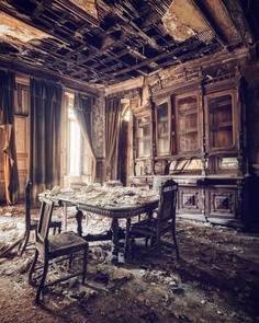 Abandoned Europe: Urbex Photography by Mathias Mahling