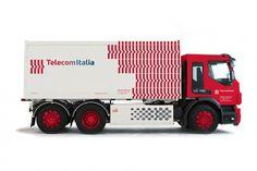 Mike Abbink _ __Telecom Italia Identity update, 2009. #branding #livery #corporate #identity #logo