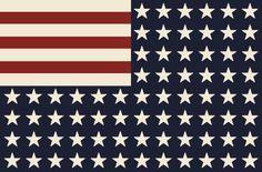 FFFFOUND! #flag #america