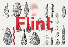 Flint identity, by Bibliothèque - Creative Journal