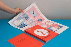 Studio Constantine » Studio Constantine #poster #stationery #2 #colour #typography