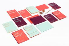 LaPlanche Design | Thank You Cards #you #print #screen #thank #phonetics #cards