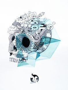 01 #skull