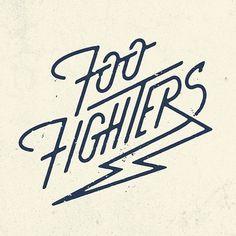 Foo Fighters by Pavlov