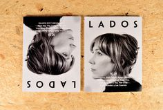 P.A.R Lados Magazine #design #graphic #lados #magazine #typography