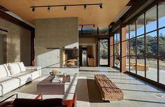 Sawmill Retreat by Olson Kundig Architects 2