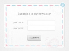 Newsletter form Free Psd. See more inspiration related to Button, Web, Newsletter, Form, Psd, Web button, Horizontal and Modal on Freepik.