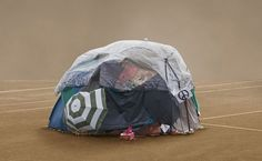 tent city at stuttgart 21 by frank bayh & steff rosenberger-ochs #tent