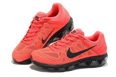 Nike Air Max Red 7 New Orange