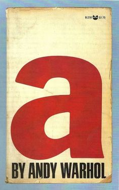 a | Flickr - Photo Sharing! #andy #warhol #typografi