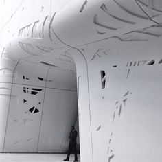 #tech #wall #pattern #architecture