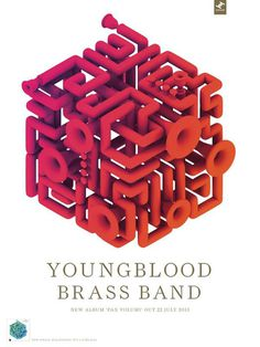 """YoungBlood Brass Band """"Pax Volumi"""" Cover Art"""