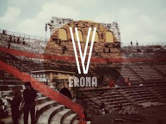 Italy through my lens on Behance #verona #italy #typography