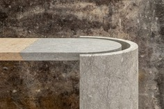 BICOLORE by BCXSY highlights the beauty of ancient vicenza stone
