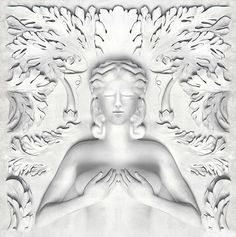 Kanye West Unveils Cruel Summer Art #album #west #kanye #cover #photography