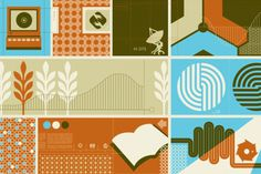 Eight Hour Day » Flashbelt Branding #hour #design #graphic #eight #illustration #system #identity #day