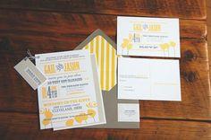 Full-suite #graphic design #invitation #wedding