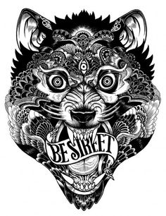 be street wolf design final 545x708 #mccarthur #iain #be #street