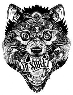 be street wolf design final 545x708 #mccarthur #iain #be #street