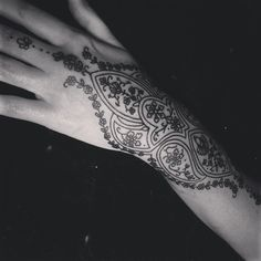 Tattoos by Dodie #white #black #tattoo #and #hand