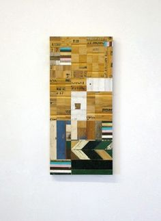 richardpearse2011_kiwi #wood #panel #art