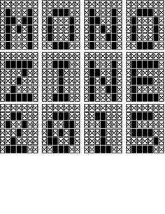 TYPOGRAPHIE monozine_GIF (C) [ catrin mackowski ]
