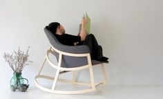 Amazing Dancing Chair Skeletal #interior #design #decor #home #furniture #architecture
