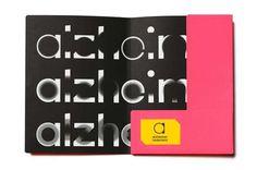 Studio Dumbar: Alzheimer Nederland Visual Identity #branding