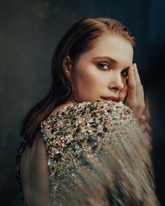 Gorgeous Beauty and Lifestyle Portrait Photography by Ellen Belle Hansen