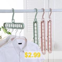 Multi-function #Clothes #Plastic #Drying #Rack #Wardrobe #Storage #Hanger #Outdoor #Balcony #Drying #Racks
