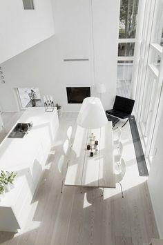 Random Inspiration 60 | Architecture, Cars, Girls, Style #interior #plan #open #white
