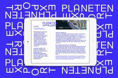 Laura Knoops — Graphic Design, Textile & Video #theater #planeten #export #website #opera #regie #berlin