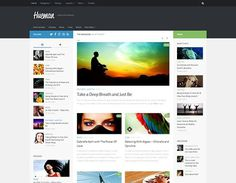 Hueman #wordpress #themes #photography