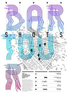 bartour_1 #shots #map #bar #drinks #poster #sofia #promo #drunk