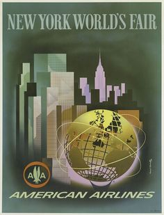 Tumblr #nyc #vintage #poster